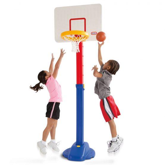 Adjust And Jam Basketball