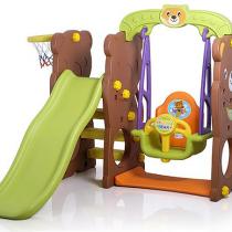 Bear Slide swing