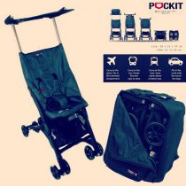 Pockit 789 - recline denim