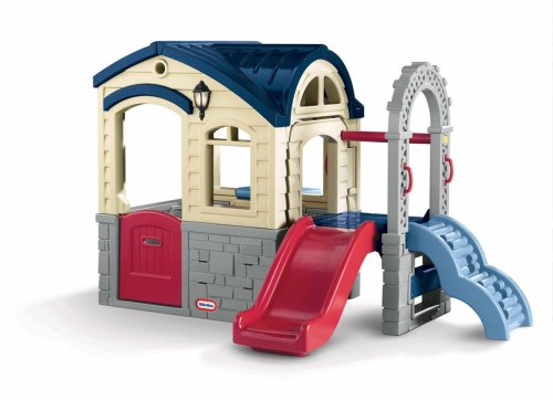 Little Tikes Picnic N Playhouse With Slide