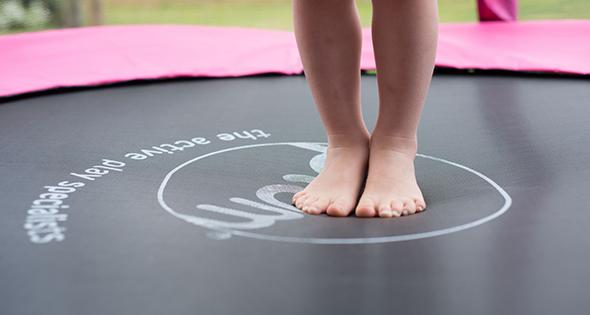 stardust junior trampoline 4