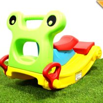 Froggy 2 in 1 slide & Rocker