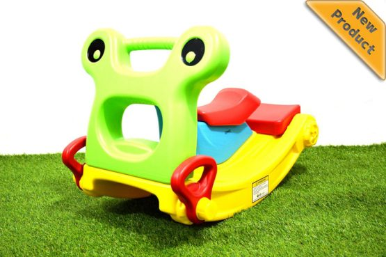 FROGGY 2 in 1 Slide n Rocker