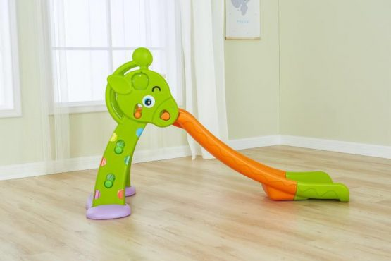 Parklon Fun Slide – Green Orange