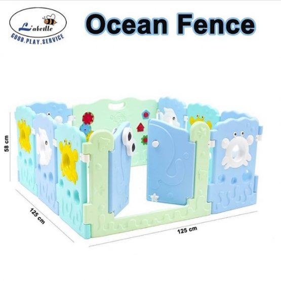 Ocean Fence 8 + 2