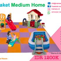 Paket Medium Home B