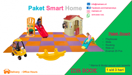 Paket Smart Home