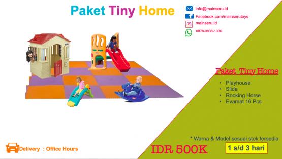 Paket Tiny Home