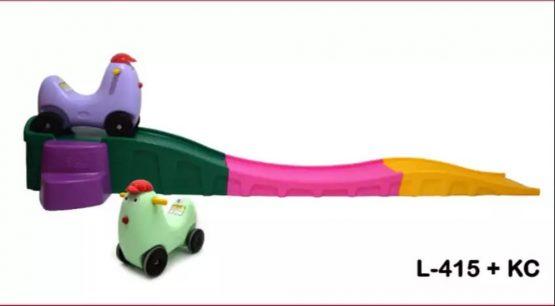 Lerado Wonderful Ride Roller Coaster – Chick