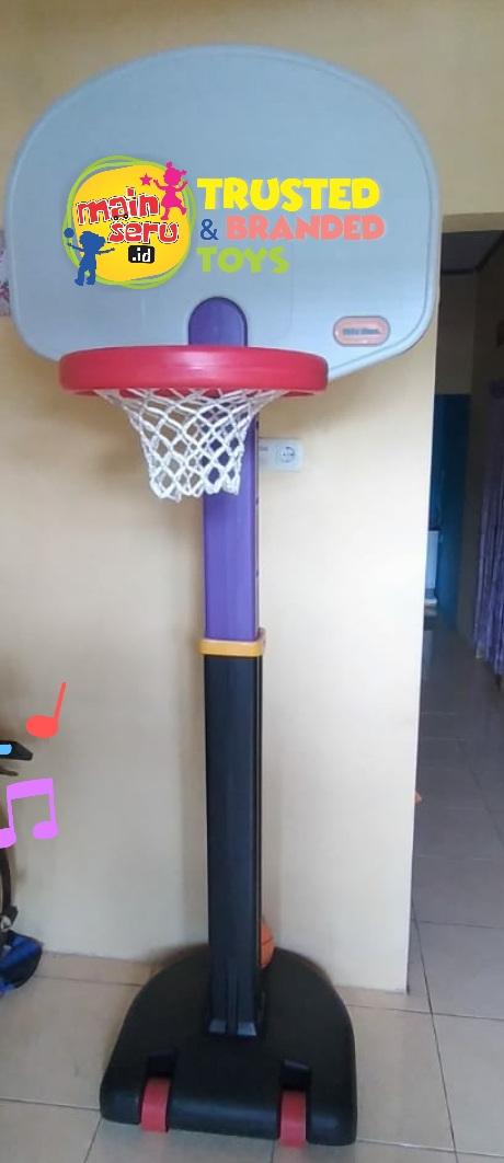 Adjust And Jam Basketball (Purple Black)